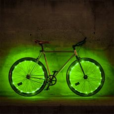 LED trubice na bicykel (2 ks)